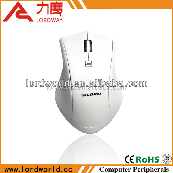 2.4 GHz wireless mouse optical mouse + USB2. 0 receiver used in a laptop PC stores the world's top black