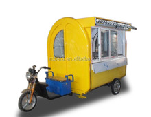food cart for wholesale hot dog With CE