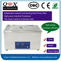 14L 360W Ultrasonic Cleaning Fluid with high quality