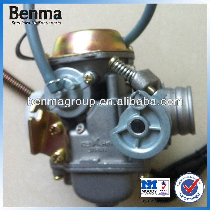 Gasoline Engine Parts Carburetor Fit for GY6 Scooter Motorcycle Directly Price Made by China Factory