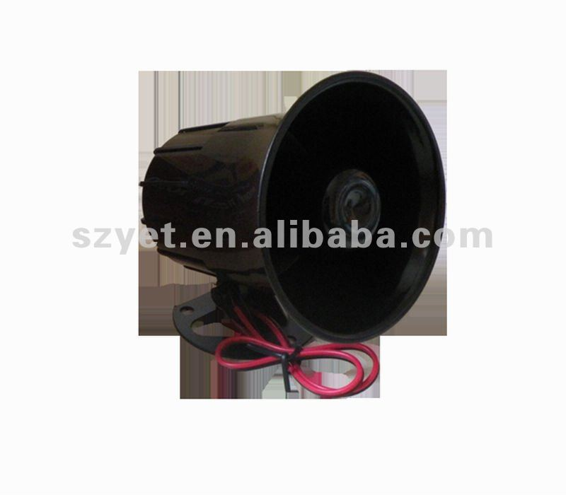 20w Car Siren 12v 120db
