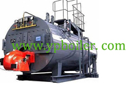 fully automatic horizontal electric steam turbine boiler