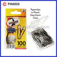 33MM DURABLE CUSTOM PAPER CLIPS