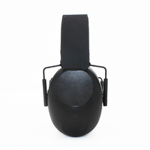 cheap Color Logo Customized earmuff foldable