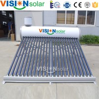 Super quality compact home used solar water heater export from Alibaba China