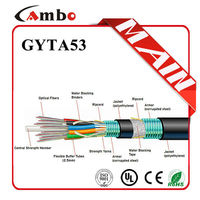 Factory Price Outdoor Telecommunication Fiber Optic