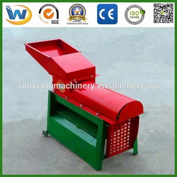 hot sale corn kernel removing shelling machine / double roller corn maize threshering machine