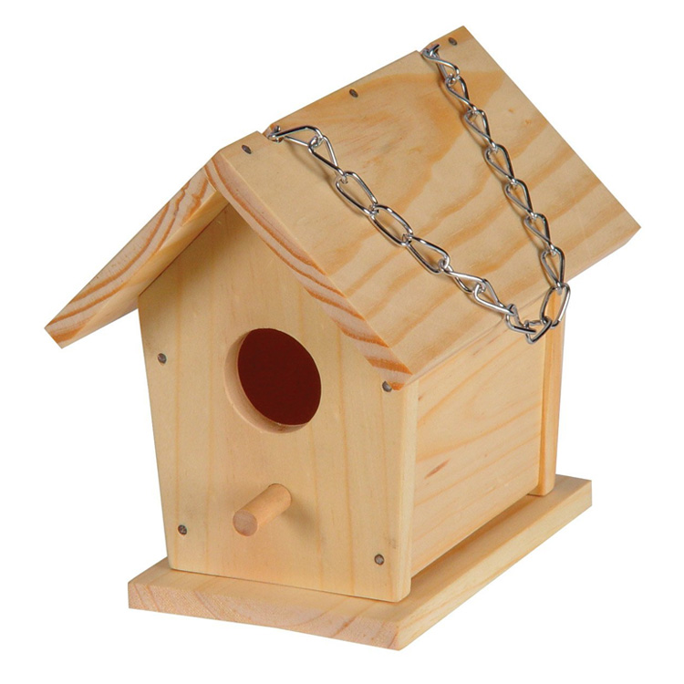 custom handmade bird house wooden bird cage