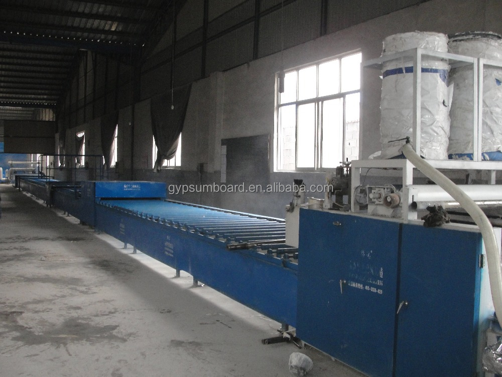 Decorative pvc gypsum ceiling board machine/Production line