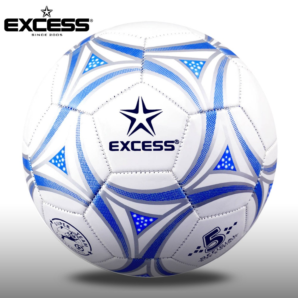 PVC Machine Stitched soccer ball size 321 football