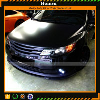 Ground effect kits fiberglass car bodykits for Hyundai forte myrid-e design