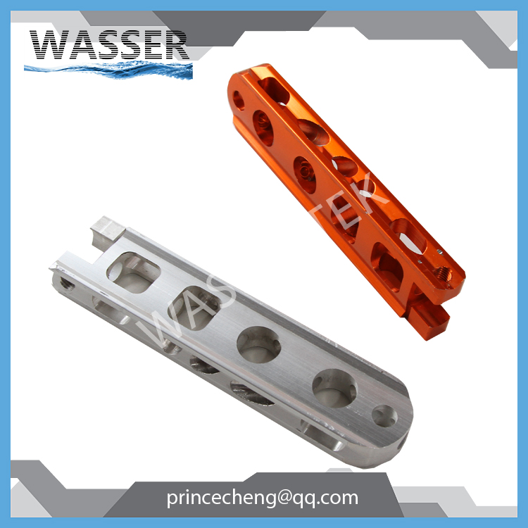 Customized factory high performance aluminum cnc parts