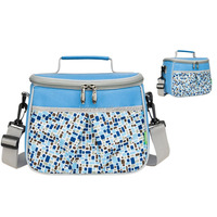 Wholesale promotional new material insulated lunch cooler bag