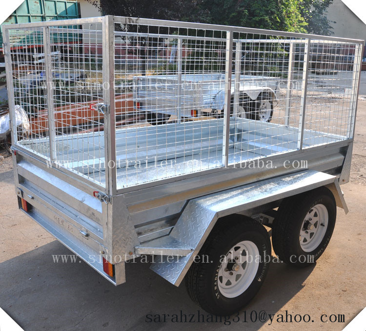 box trailer kits single axle trailer kits
