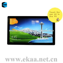 55 inch wide screen led intel processor i3 desktop computer all in one pc tv