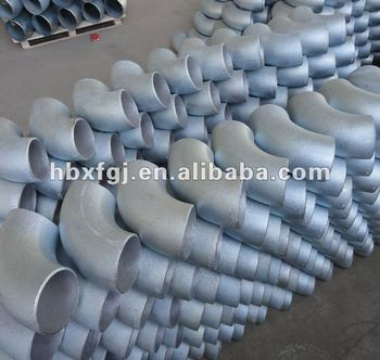 steel pipe fittings galvanized
