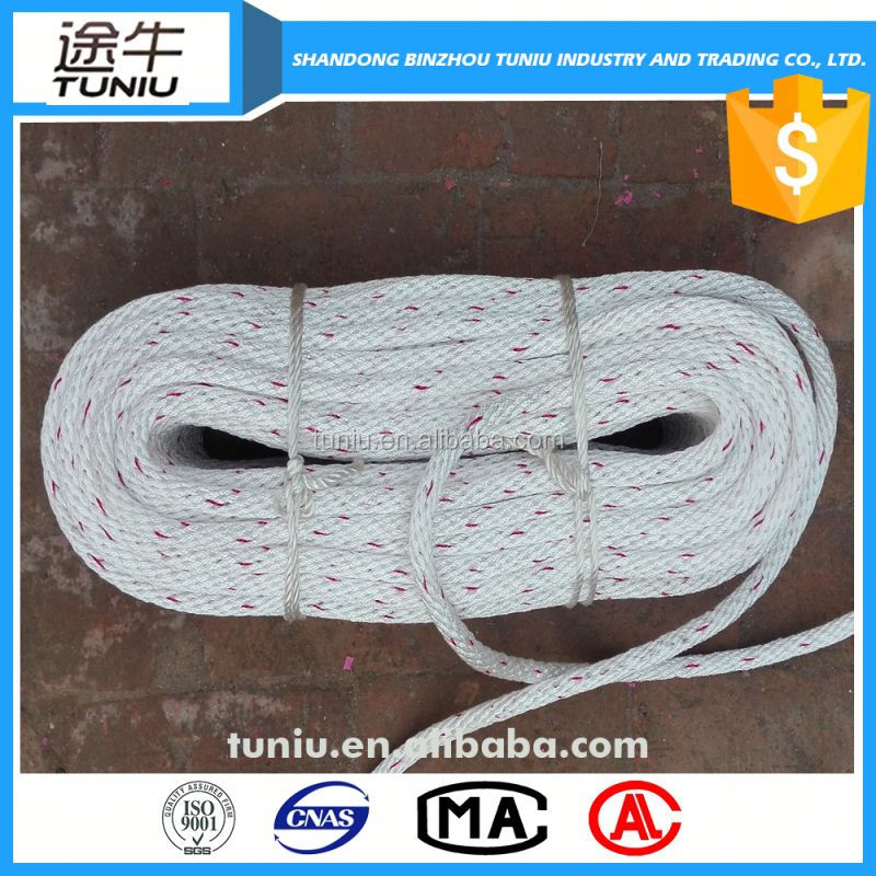 Outdoor plastic nylon rope cheap