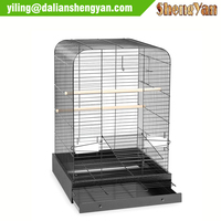 Stainless steel parrot bird cage