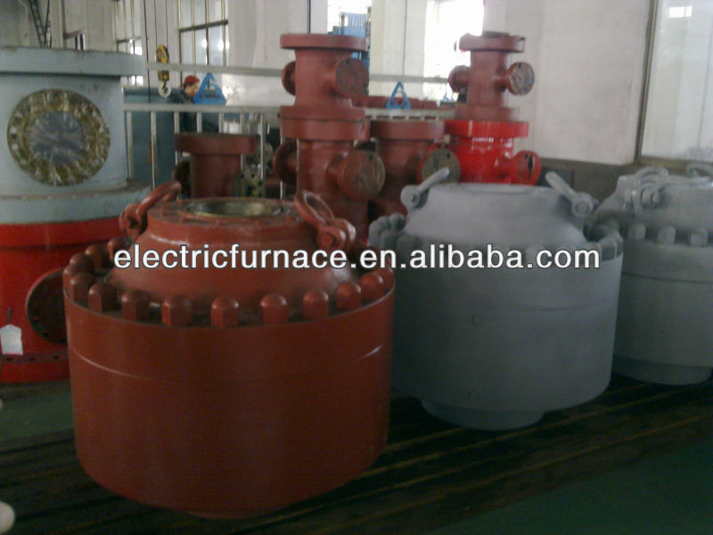 annular blowout preventer for drill machine