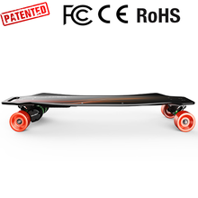 Deo light 3000w 35km 2200rpm remote control motorized evolve carbon gt electric skateboard kit