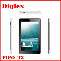 "Original Pipo T3 Talk-T3 7"" 3G Tablet PC Android 4.2 Phone Call MTK8382 Quad Core Dual SIM Cards GPS Bluetooth"