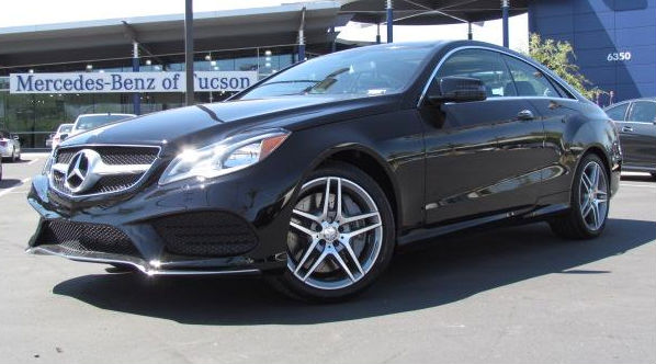 MERCEDES E200 CGi COUPE 2014 MODEL STOCK CARS