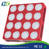 3360W (Double Chips 10W LED) High Power LED Grow Light Full Spectrum 380-730nm Armed with Integrated power for flower