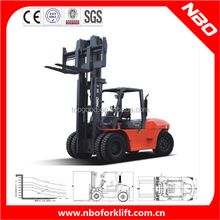 NBO 7ton toyota forklift truck, new forklift truck price for sale