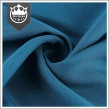 2016 latest design 100% Polyester Pure sheer chiffon fabric