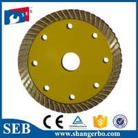 faster and more stable cutting masonry material concrete saw blade tool