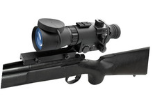 night vision optical riflescope