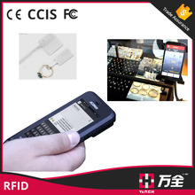 Cost Effective Mobile UHF RFID Android 2D Barcode Scanner