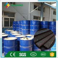 low price Environmental Protection PU Adhesive for Rubber Tiles