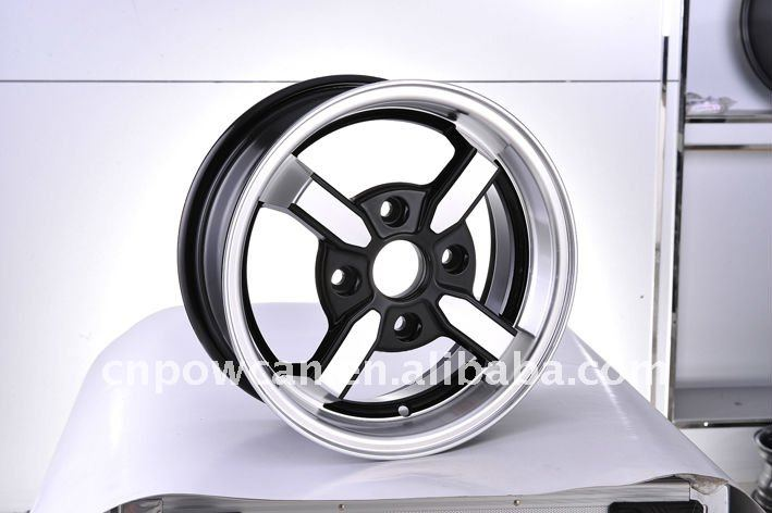 BK035 wheel rim for a small car