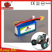 wholesale Multi-axle vehicle rc airplane wing 3s 20c 11.1v 1500mah lipo battery