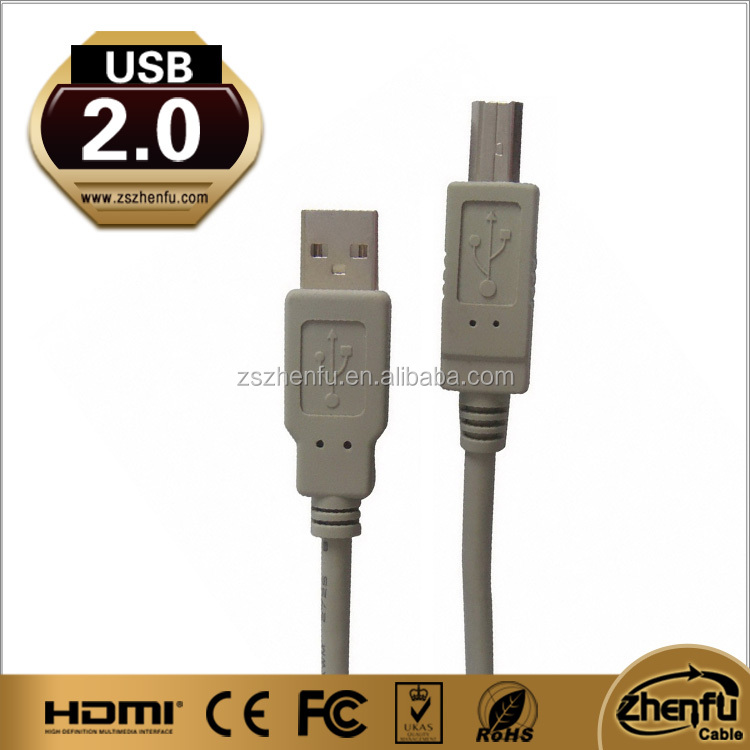 China supplier high quality usb 2.0 a panel mount to micro usb 2.0