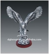 resin Eagle animal sculpture