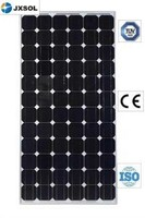 Monocrystalline photovoltaic cell solar panels 280 watt for solar lighting system