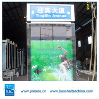 fashion manufacturer prices of outdoor light box