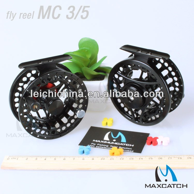 Super price machine cut accurate cnc fly fishing reel