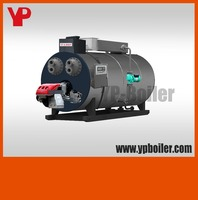 600kw atmospheric pressure hot water boiler/fire tube water boiler on wood pellets for home application