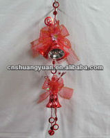 Promotional christmas bell/ Indoor decoration/ holiday decorative items
