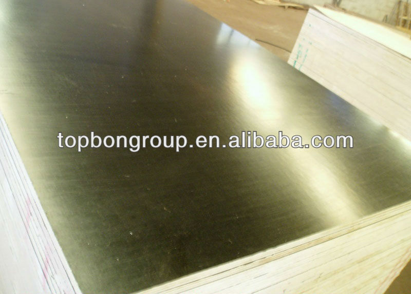 cheap finger joint core film faced plywood