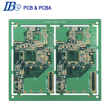 Factory 100% E-Testing electronic impedance pcb small printed circuit board parts