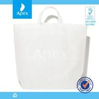 Portable Folding Non-woven Fabrics Shopping Bag Cloth Carrying Bag