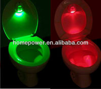 sensor Toilet Seat Night Light supplier from china