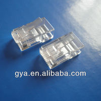 high quality rj45 plastic connectors