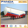 3axles Bulk Cement Transport Truck Trailer