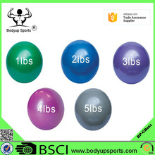 Toning ball-weighted soft pilates ball-Stott Pilates Toning Ball