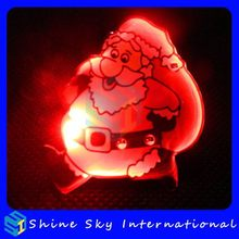 Newest Hot-Sale Flashing Led Hat Pin